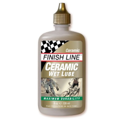 Olej FINISH LINE CERAMIC WAX LUBE 60 ml paraf/synt