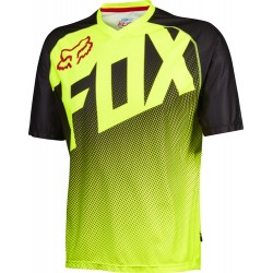 Koszulka FOX FLOW FLO yellow M