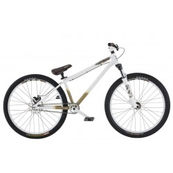HARO 26 STEEL RESERVE 1 SS LONG WHITE/COFFEE FADE /09