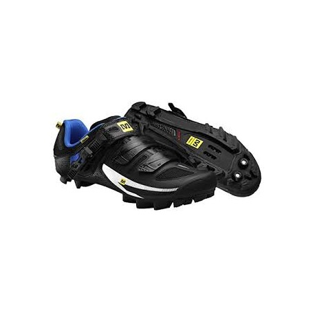 Buty MAVIC RUSH 12 r. 46 Black/Light Blue
