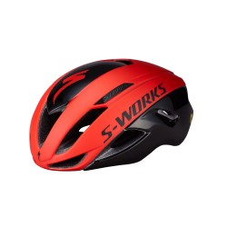 KASK SPECIALIZED S-WORKS EVADE 2 ANGi red