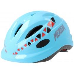 KASK MERIDA Mini blue