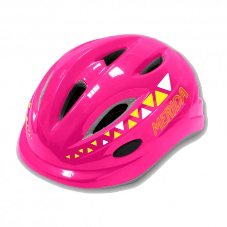 KASK MERIDA Mini Pink
